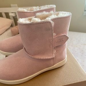 Pink UGG Boots! Size 11